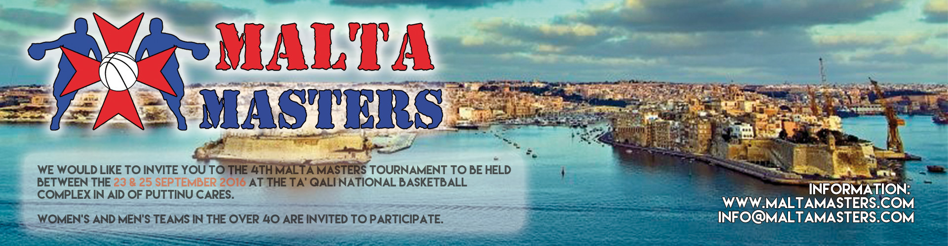 4th Malta Masters Tournament